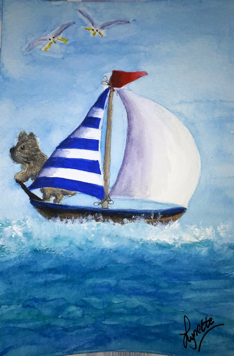 Ship Ahoy - sold