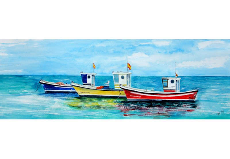 Bright Fishing Boats SOLD
